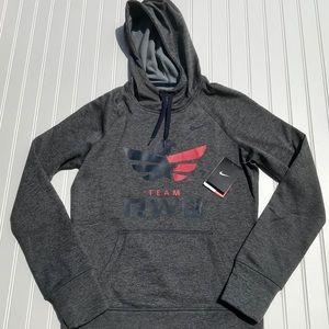 Nike hoodie Team RWB